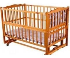 Продам детскую кроватку-трансформер Geoby