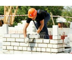 Недорогие услуги каменщика в Севастополе