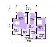 Новый просторный дом