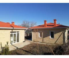 Новый дом вблизи Гагаринского района, начало Фиолента