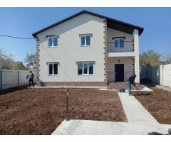 Новый дом с отделкой