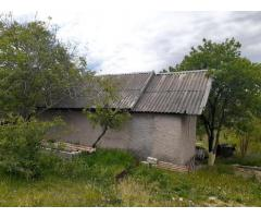 Большой участок с дачным домом