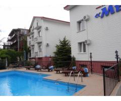 продается отель Мыс бухта Казачья