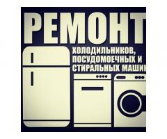Ремонт холодильников , стиральных и посудомоечных машин
