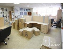 Услуги хранения офисной мебели, техники и документации