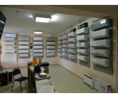 Продажа кондиционеров, установка, техобслуживание