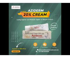 Купить Азидерм 20% крем онлайн по оптовой цене