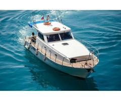 Аренда катеров и яхт в Балаклаве
