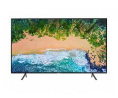 Телевизор SAMSUNG 43NU7100 (новый)