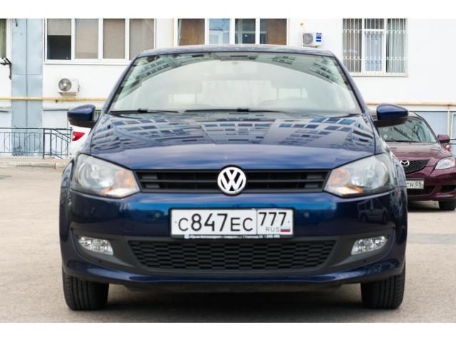 Продаю Volkswagen Polo 2013 года - 1/4