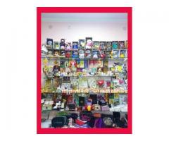 Сувениры, подарки, товары для детей и детского творчества.