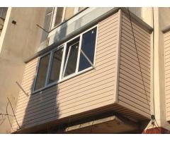 Балконы лоджии под ключ Севастополь.Окна.
