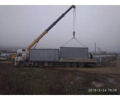Грузоперевозки по Крыму и Севастополю 20 тонн Длинномер