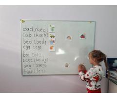 Подготовка к школе в детском центре Хочу Знать Всё