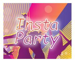 Бизнес вечеринка || Insta Party