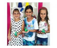 Приглашаем на праздничное открытие детской арт-студии!