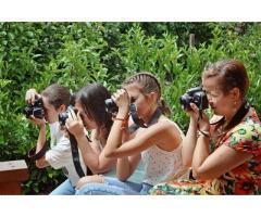 Обучение основам фотографии